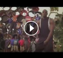 CAN: l'hymne officiel des festivités africaines