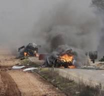 15 militaires israéliens tués à la frontière libanaise