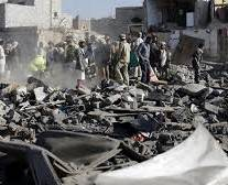 Nouvelles frappes aériennes dirigées par l'Arabie saoudite contre une base militaire dans la capitale du Yémen