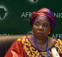 La présidente de la commission de l'Union Africaine Nkosazana Dlamini Zuma doit démissionner