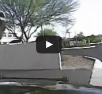 Etats-Unis (vidéo): un policier blanc écrase volontairement un suspect noir