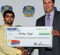 Un homme remporte une loterie de 30 millions de dollars après avoir été largué par sa petite amie