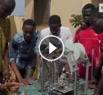 Le Togo invente l'imprimante 3D à base de déchets informatiques