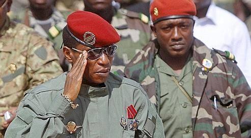 "Moussa Dadis Camara Abubakar ""Toumba"" Diakite"