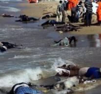 27 cadavres de migrants africains repêchés au large de la Tunisie