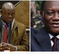Alassane Ouattara et Tiburce Koffi: Incarnation de la trahison en politique