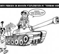Burkina : Deux soldats français suspendus pour avoir violé une fillette de 5ans