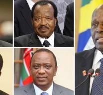 Les 10 présidents africains les plus riches