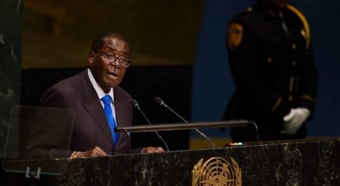Robert Mugabe n'est plus ambassadeur de bonne volonté de l'OMS