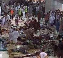 Arabie Saoudite : La grande mosquée est tombée sur les pèlerins. Des morts et des blessés