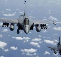 La France effectuera ses premières frappes aériennes en Syrie d'ici peu