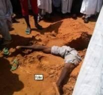 Nigéria: Il meurt en voulant voler la tête en décomposition d'un cadavre