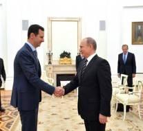 Al-Assad à Moscou: les raisons de son voyage