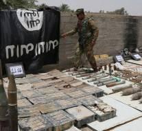 Des armes de l'armée américaine retrouvées chez Daech