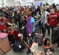 Etats-Unis: empêchés d'embarquer car ils parlaient arabe