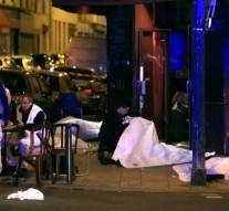 Attentats terroristes à Paris : Au moins 128 personnes sont décidées, des centaines des blessées