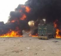 L a Russie détruit un convoi turc en direction de la Syrie