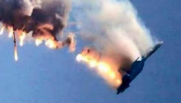 Un avion israélien abattu par l'armée syrienne