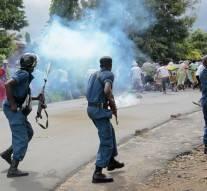 Burundi: l'Union africaine envoie une mission de 5.000 hommes