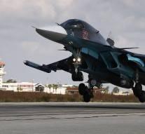 Trump menace d'attaquer la Syrie, Poutine menace de riposter et envoie plusieurs avions de chasse en Syrie