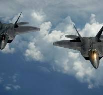 Syrie : L'aviation américaine mène une frappe contre des combattants anti-DAECH