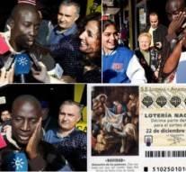 Espagne : Un migrant sénégalais gagne 400.000 euros à la loterie de noël
