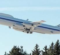 En cas de guerre nucléaire, Poutine a une «forteresse volante»