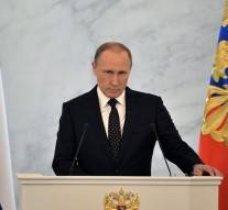 Poutine: l'Occident «en aura bientôt lui-même marre des sanctions»