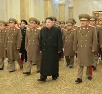 Des milliers des nord-coréens se sont rassemblés pour soutenir leur président
