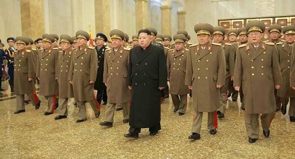 Pyongyang promet à Washington une guerre pour la réunification de la Corée