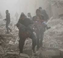 Syrie : Les USA bombardent deux hôpitaux à Alep et veulent faire porter le chapeau à la Russie