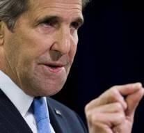 Kerry: l'arme nucléaire ne protègera pas l'Arabie saoudite