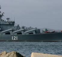 La marine russe «impressionnante», selon les services secrets américains