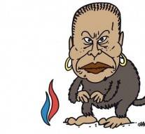 Taubira caricaturée en singe par Charlie Hebdo au nom de la liberté d'expression