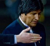 USA: 4 millions de dollars pour renverser le président bolivien