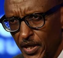 Kagame en tête avec 98% des suffrages