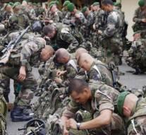 Côte d'ivoire : L'armée française braque deux banques et part avec des sacs remplis des billets