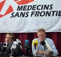 Un hôpital de MSF bombardé en Syrie