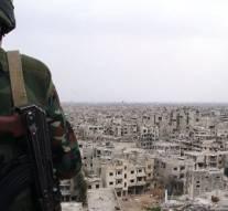 Des officiers de l'OTAN et régionaux arrêtés à Alep !
