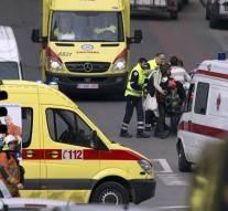 Belgique: plusieurs attaques terroristes perpétrées ce matin à Bruxelles