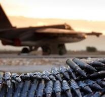 L'Otan admet l'efficacité des forces aériennes russes en Syrie