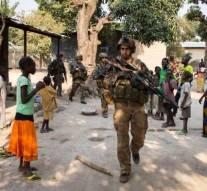 Centrafrique : L'armée française a ligoté puis forcé des jeunes filles à coucher avec des chiens