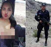 Pour l'envie d'avoir trop des « j'aime », une policière perd sa place pour un selfie