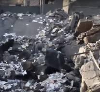 Irak : Les USA et l'OTAN bombardent volontairement un bâtiment rempli des femmes et des enfants