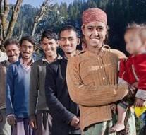 Polyandrie : Une indienne épouse 5 frères