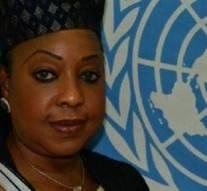La Sénégalaise Fatma Samoura nouvelle secrétaire générale de la FIFA