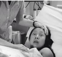 La grosse surprise de cette maman qui vient de donner naissance