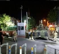 Ministre turc du Travail: les USA sont impliqués dans le coup d'Etat
