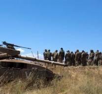 Israël a mené des attaques contre l'armée syrienne