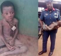 Nigéria : Un enfant de 9 ans a été enchaîné, séquestré, puis affamé par un pasteur pour avoir volé un morceau de viande